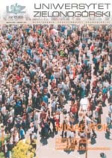 Uniwersytet Zielonogórski, 2002, nr 6 (czerwiec)