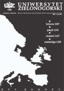 Uniwersytet Zielonogórski, 2003, nr 6 (czerwiec)