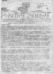 Póki my żyjemy: pismo Akademickiego Ruchu Samoobrony, nr 16 (kwiecień 1983)