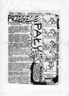 """Przegięcie pały: pismo Ruchu """"Wolność i Pokój"""", nr 3 (jesień '88)"""