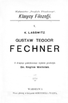 Gustaw Teodor Fechner