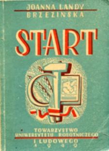 Start: nauka czytania i pisania dla dorosłych
