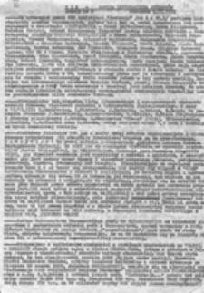SIS: Służba Informacyjna Studentów, nr 5 (18 I 1982)
