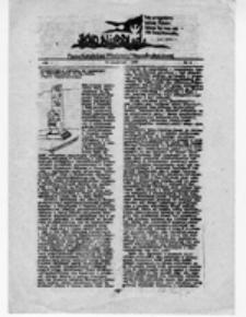 Słowo Niepodległe: pismo katolickiej młodzieży niepodległościowej, nr 2 (18.02.89)