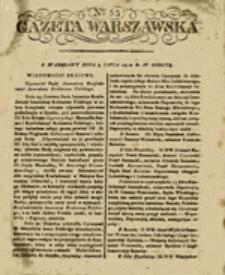 Dodatek drugi do Gazety Warszawskiey do Nru 80 (6 października 1812 r.)
