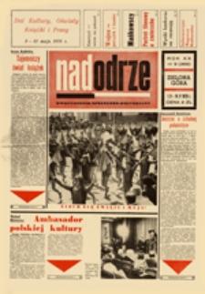 Nadodrze: dwutygodnik społeczno-kulturalny, nr 9 (1. V - 14. V 1976)