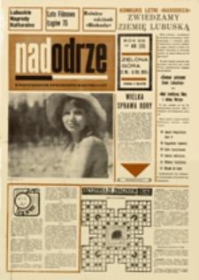 Nadodrze: dwutygodnik społeczno-kulturalny, nr 15 (27. VII - 9 VIII. 1975)