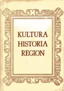 Kultura - historia - region