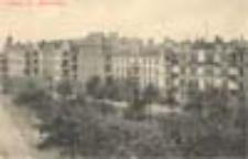 Kostrzyn / Cűstrin; Moltkenplatz