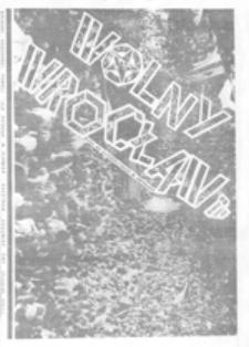 Wolny Wrocław, [nr1]
