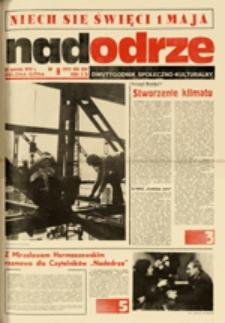 Nadodrze: dwutygodnik społeczno-kulturalny, nr 9 (29 kwietnia 1979)