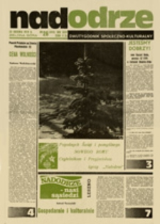 Nadodrze: dwutygodnik społeczno-kulturalny, nr 26 (23 grudnia 1979)