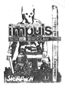 Impuls : niezależny biuletyn młodzieży, nr 10 (październik 1984)