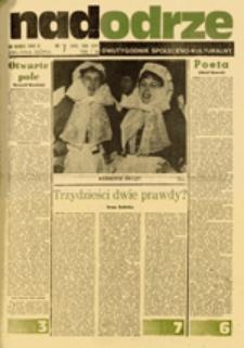 Nadodrze: dwutygodnik społeczno-kulturalny, nr 7 (30 marca 1980 R.)
