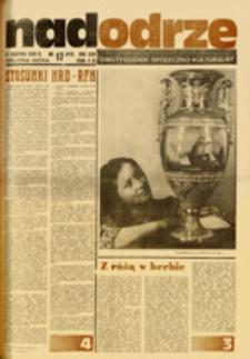 Nadodrze: dwutygodnik społeczno-kulturalny, nr 17 (17 sierpnia 1980 R.)