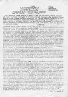 Kierunki: niezależne pismo uczniów szkół średnich, nr 8 (wrzesień 1983 r.)