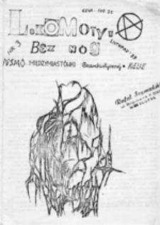 Lokomotywa bez nóg: pismo międzymiastówki anarchistycznej, nr 3 (listopad '89)