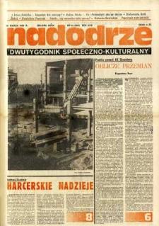 Nadodrze: dwutygodnik społeczno-kulturalny, nr 6 (15 marca 1981 R.)
