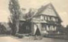 Gubin / Guben; Landhaus am Schemelsweg