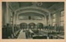 Gubin / Guben; Stadtverordneten-Sitzungssaal; Sala posiedzeń radnych miejskich
