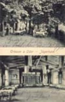Krosno Odrzańskie / Crossen a. Oder; Jägerheim; Dom Strzelców