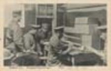 Krosno Odrzańskie / Crossen a / O. Kriegsgefangenenlager; Obóz dla jeńców wojennych; Post; Poczta