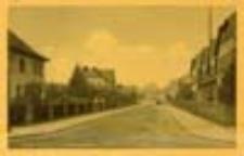 Jasień / Gassen; Hindenburgstraße