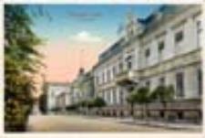 Kożuchów / Freystadt i.[n] Schl.[esien]; Amtsstraße