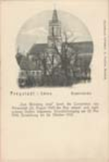 Kożuchów / Freystadt i.[n] Schl.[esien]; Gnadenkirche