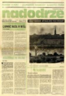 Nadodrze: dwutygodnik społeczno-kulturalny, nr 21 (7 października-20 października 1984)