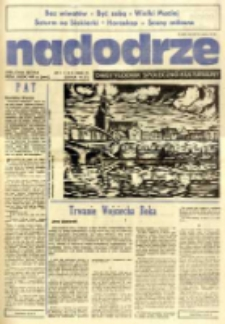 Nadodrze: dwutygodnik społeczno-kulturalny, nr 2 (27 I - 9 II 1985 R.)