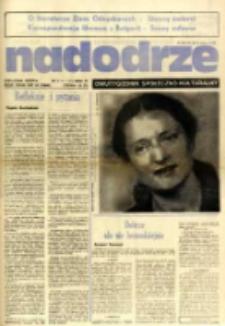 Nadodrze: dwutygodnik społeczno-kulturalny, nr 10 (19 V - 1 VI 1985 R.)