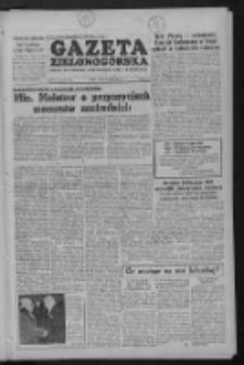 Gazeta Zielonogórska : organ KW Polskiej Zjednoczonej Partii Robotniczej R. IV Nr 267 (9 listopada 1955)