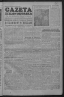 Gazeta Zielonogórska : organ Komitetu Wojewódzkiego Polskiej Zjednoczonej Partii Robotniczej R. II Nr 11 (13 stycznia 1953)