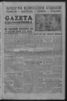 Gazeta Zielonogórska : organ KW Polskiej Zjednoczonej Partii Robotniczej R. II Nr 63 (14/15 marca 1953)