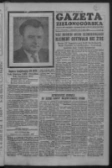 Gazeta Zielonogórska : organ KW Polskiej Zjednoczonej Partii Robotniczej R. II Nr 64 (16 marca 1953)