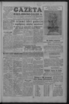 Gazeta Zielonogórska : organ KW Polskiej Zjednoczonej Partii Robotniczej R. II Nr 110 (9/10 maja 1953)