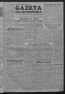 Gazeta Zielonogórska : organ KW Polskiej Zjednoczonej Partii Robotniczej R. II Nr 186 (6 sierpnia 1953)