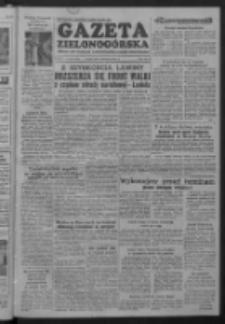 Gazeta Zielonogórska : organ KW Polskiej Zjednoczonej Partii Robotniczej R. II Nr 193 (14 sierpnia 1953)