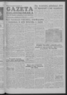 Gazeta Zielonogórska : organ KW Polskiej Zjednoczonej Partii Robotniczej R. III Nr 87 (12 kwietnia 1954)