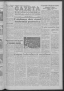 Gazeta Zielonogórska : organ KW Polskiej Zjednoczonej Partii Robotniczej R. III Nr 106 (5 maja 1954)