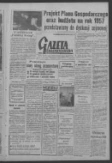 Gazeta Zielonogórska : organ KW Polskiej Zjednoczonej Partii Robotniczej R. VI Nr 60 (11 marca 1957). - Wyd. A