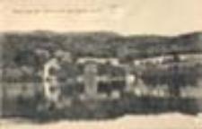Łagów / Lagow; Gruß aus der Buchmühle bei Lagow
