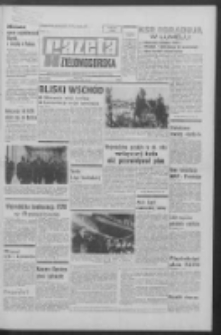 Gazeta Zielonogórska : organ KW Polskiej Zjednoczonej Partii Robotniczej R. XVIII Nr 11 (14 stycznia 1969). - Wyd. A