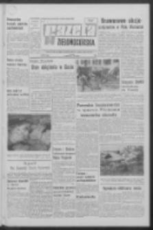 Gazeta Zielonogórska : organ KW Polskiej Zjednoczonej Partii Robotniczej R. XVIII Nr 187 (8 sierpnia 1969). - Wyd. A