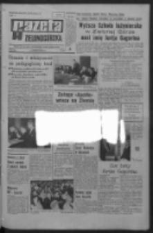 Gazeta Zielonogórska : organ KW Polskiej Zjednoczonej Partii Robotniczej R. XVIII Nr 279 (24 listopada 1969). - Wyd. A