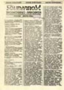 Solidarność Środkowego Nadodrza: wydanie specjalne, 25 marzec 1981