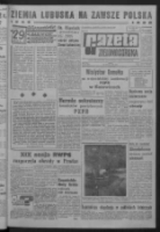 Gazeta Zielonogórska : organ KW Polskiej Zjednoczonej Partii Robotniczej R. XIV Nr 24 (29 stycznia 1965). - Wyd. A