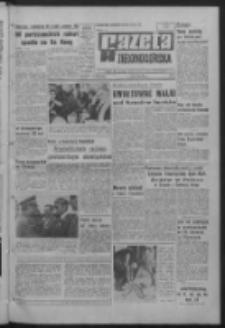Gazeta Zielonogórska : organ KW Polskiej Zjednoczonej Partii Robotniczej R. XVI Nr 168 (17 lipca 1967). - Wyd. A