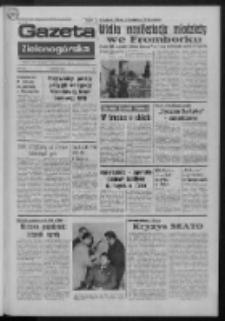 Gazeta Zielonogórska : organ KW Polskiej Zjednoczonej Partii Robotniczej R. XXII Nr 167 (16 lipca 1973). - Wyd. A
